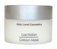 Holy Land Lactolan cream mask (Питательная крем-маска), 250 мл. - купить, цена со скидкой