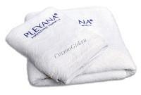 Pleyana (Полотенце махровое для салона с логотипом), 100 x 50 см -