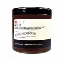 Insight Incolor White Bleaching Powder With Ammonia (Обесцвечивающий порошок с органическим маслом Арганы), 500 гр -