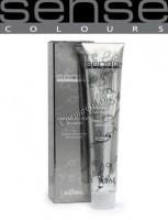 Kaaral Sense Colours Hair Cream (Стойкая крем-краска), 60 мл. -