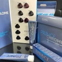 Estel Prince Chrome (Крем краска для волос металлическим блеском), 100 мл -