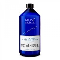 1992 By J.M.Keune Purifying Shampoo (Обновляющий шампунь против перхоти) -