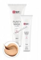 Tete Cosmeceutical Purity Mask Oil Control Zinc and Red Clay (Себорегулирующая очищающая маска с цинком и красной глиной) -