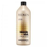 REDKEN БЛОНД АЙДОЛ Бессульфатный шампунь, восстанавливающий баланс pH, специально для волос блонд 1000 мл - купить, цена со скидкой