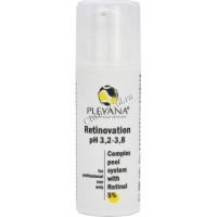 Pleyana Retinovation Complex Peel System with Retinol (Пилинг-комплекс с ретинолом, 5%) -