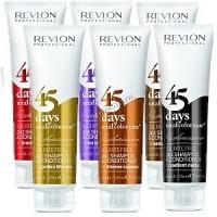Revlon Professional revlonissimo 45 days color care 2 in 1 (Оттеночный шампунь-кондиционер), 275 мл - купить, цена со скидкой