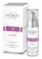 Norel Dr. Wilsz ProFiller Wrinkle lifting serum with hyaluronic acid activator (Сыворотка для безиньекционного заполнения морщин с гиалуроновой кислотой) - купить, цена со скидкой