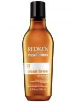 Redken Clean brew (Очищающий шампунь для ежедневного применения), 250 мл. - купить, цена со скидкой