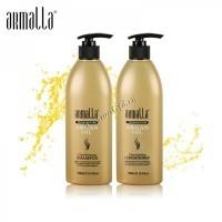 Armalla Travel Kit Argan Oil (Дорожный набор: шампунь 50 мл. + кондиционер 50 мл.) -