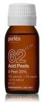 Purles Acid Peels S-Peel 20% (Салициловый пилинг, pH 1,5), 60 мл - купить, цена со скидкой