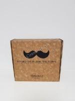 Salerm Мужской набор (Тонизирующий шампунь-гель, Тонизирующий крем для лица, Воск для волос, бороды и усов), 3 средства) - купить, цена со скидкой