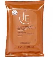 Jean d'Estrees Lingettes De Plage Rafraichissantes (Пляжные освежающие салфетки), 10 шт   - купить, цена со скидкой