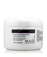 M.A.D Skincare Anti-Aging Youth Transformation Exfoliating Scrub (Отшелушивающий крем-скраб с омолаживающим эффектом), 240 гр - купить, цена со скидкой