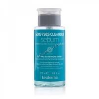 Sesderma Sensyses cleanser sebum (Липосомальный лосьон для снятия макияжа), 200 мл. - купить, цена со скидкой