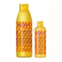 Nexxt Keratin Shampoo (Кератин-шампунь для реконструкции и разглаживания волос) -