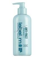 Label.m Anti-Frizz Shampoo (Разглаживающий шампунь) - купить, цена со скидкой