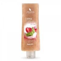 Premium Strawberry & cream (Скраб-дессерт ), 200 мл - купить, цена со скидкой