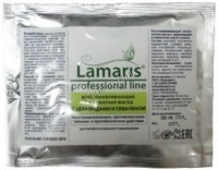 Lamaris Альгинатная маска восстанавливающая c церамидами и скваленом -