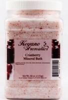 Keyano Aromatics Cranberry Mineral Bath (Соль для ванны «Клюква»), 1.9л.   - купить, цена со скидкой