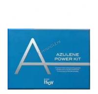 Isov Sorex Azulene Power kit (Набор для интенсивного восстановления кожи) -