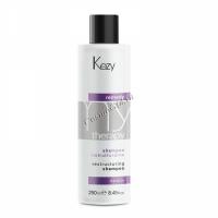 Kezy MyTherapy Restructuring Shampoo (Шампунь реструктурирующий с кератином). - купить, цена со скидкой
