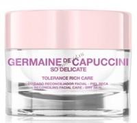 Germaine de Capuccini So Delicate Tolerance Rich Care (Крем успокаивающий для сухой кожи) - купить, цена со скидкой