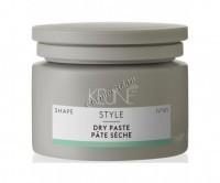 Keune Style Dry Paste (Сухая паста), 75 мл - купить, цена со скидкой