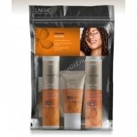 Lakme Teknia Sun Care Travel Pack (Набор солнцезащитных средств для волос), 3 средства - купить, цена со скидкой
