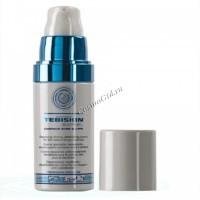 Tebiskin EGF-EL Contour Eye&Lips (Крем восстанавливающий, укрепляющий, повышающий эластичность кожи для контура глаз и губ), 15 мл - купить, цена со скидкой