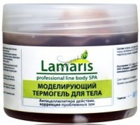 Lamaris Моделирующий термогель для тела -