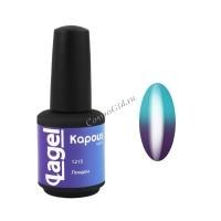 """Kapous Термо гель-лак """"Lagel"""", 15 мл - купить, цена со скидкой"""