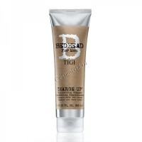 Tigi Bed head for men charge up thickening shampoo  (Шампунь для нормальных и тонких волос), 250 мл. - купить, цена со скидкой