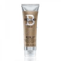 Tigi Bed head for men wise up scalp shampoo (Шампунь-детокс для мужчин), 250 мл. - купить, цена со скидкой