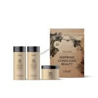 Lakme Teknia Deep Care Travel Pack (Дорожный набор восстанавливающий для сухих и поврежденных волос) 3 средства -