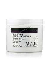 M.A.D Skincare Anti-Aging Dual Action Pumpkin Enzyme Mask (Омолаживающая маска с энзимами тыквы), 120 мл - купить, цена со скидкой