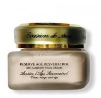 Evasion Antioxidant Face cream Reserve Age Resveratrol (Крем-антиоксидант для лица антивозрастной), 30 мл -