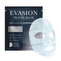Evasion Travel mask (Гидрогелевая маска на нетканой основе с В-глюканом), 1 шт -