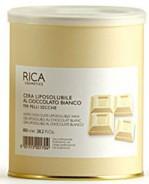 Rica - Воск светлый шоколад, банка 800 мл  - купить, цена со скидкой