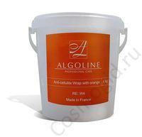 Algoline Обертывание с апельсином анти-целлюлитное, 4 кг - купить, цена со скидкой