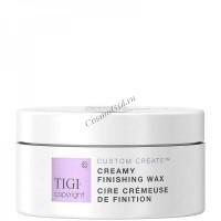 Tigi Copyright Custom Сreate Creamy Finishing Wax (Крем-воск для стойкой укладки волос), 55 гр - купить, цена со скидкой