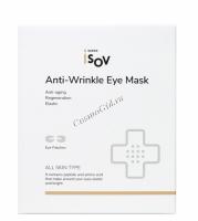Isov Sorex Anti-wrinkle Eye mask (Омолаживающие патчи тканевые под глаза), 30 г -