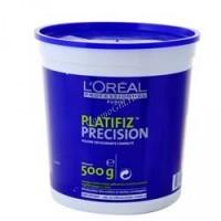 L'Oreal Professionnel Platefiz Precision (Обесцвечивающая пудра Платифиз), 500 гр. - купить, цена со скидкой