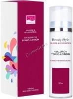 "Beauty Style ""Taurine & Resveratrol"" Hyaluron tonic-lotion (Гиалуроновый тоник) -"