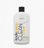 Periche Kode Anti-Yellow Shampoo (Шампунь для блондированных волос), 500 мл -