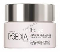 Lysedia Liftage crème de jour anti-age (Крем антивозрастной дневной «Лифтаж»), 50 мл - купить, цена со скидкой