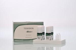 Tebiskin Gly-C (Отшелушивающий гель с гликолевой кислотой и витамином С), 5 мл *4 - купить, цена со скидкой