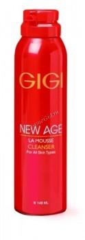 GIGI Na la mousse cleanser (Очищающая пенка), 140 мл - купить, цена со скидкой