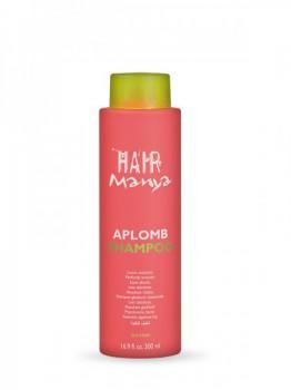 Kemon Aplomb Shampoo   Разглаживающий шампунь c функцией разглаживания и смягчения волос 500 мл. - купить, цена со скидкой
