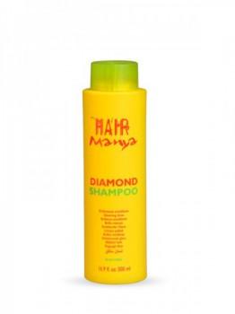 Kemon Diamond Shampoo   Увлажняющий шампунь, придающий бриллиантовый блеск волосам 500 мл. - купить, цена со скидкой