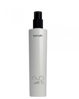 Kemon And liss spray 15 (Легкий спрей для выпрямления волос с блеском), 200 мл - купить, цена со скидкой